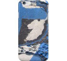 Blue Asphalt 10A iPhone Case/Skin