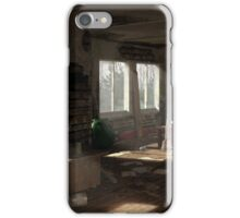 Inside the House iPhone Case/Skin