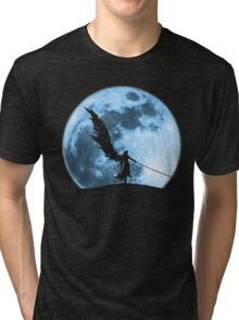One winged angel in the night Tri-blend T-Shirt