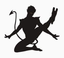 Nightcrawler One Piece - Long Sleeve