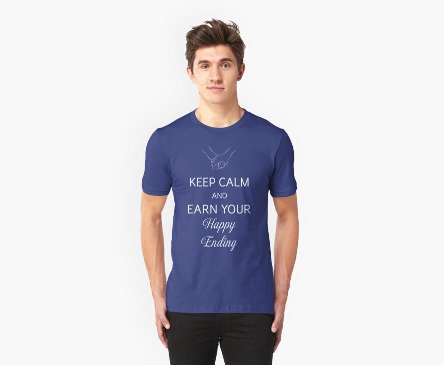 Earn Your Happy Ending by Daniel Bevis