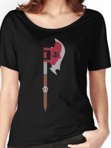 Buffy in the Scythe Women's Relaxed Fit T-Shirt