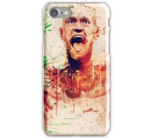 conor mcgregor iPhone Case/Skin