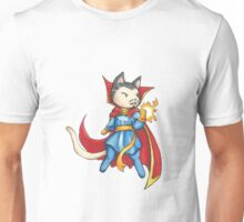 Supercats- Strange Kitty Unisex T-Shirt