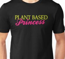 Plant Based Princess - Vegan Unisex T-Shirt