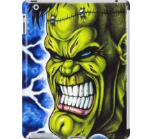 The Creature of Frankenstein iPad Case/Skin