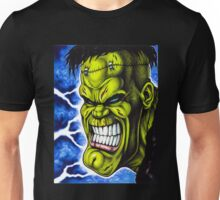 The Creature of Frankenstein Unisex T-Shirt