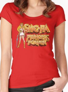 She-ra Princess of Power Women's Fitted Scoop T-Shirt