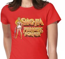 She-ra Princess of Power Womens Fitted T-Shirt