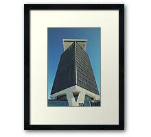 The ADAM tower #2 Framed Print