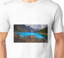Moraine Lake Unisex T-Shirt