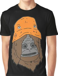 Sassy the sasquatch bucket hat Graphic T-Shirt