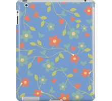 Flower Floral Patterns Colorful  iPad Case/Skin