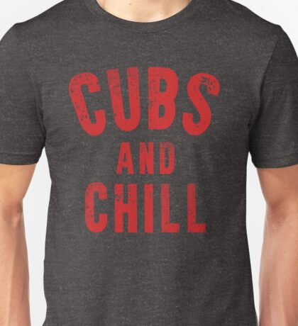 Cubs and Chill Unisex T-Shirt