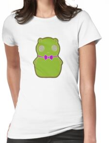 alien for flog Womens Fitted T-Shirt