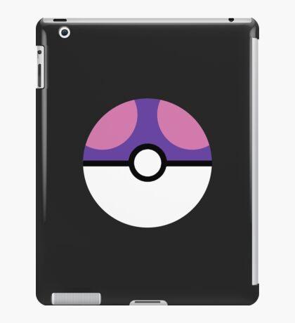 Master Ball iPad Case/Skin