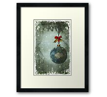 Peace on earth... Framed Print