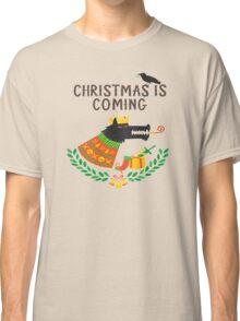Game of Thrones Christmas, Juego de Tronos Navidad Classic T-Shirt