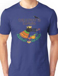 Game of Thrones Christmas, Juego de Tronos Navidad Unisex T-Shirt