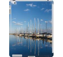 Lake of Michigan Chicago iPad Case/Skin