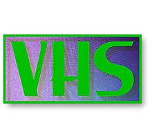 v / h / s Photographic Print