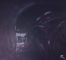 Alien by OneDeadMan