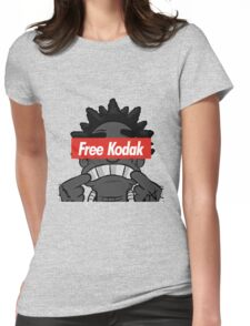 Free Kodak Womens Fitted T-Shirt