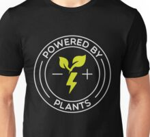Powered By Plants - Vegan Unisex T-Shirt