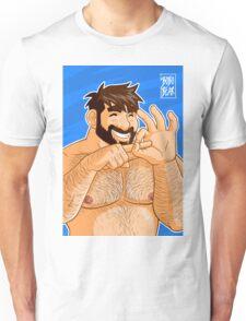 ADAM LIKES NAKED FUN Unisex T-Shirt