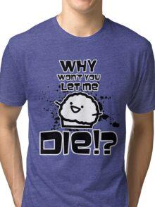 Death Muffin :D Tri-blend T-Shirt