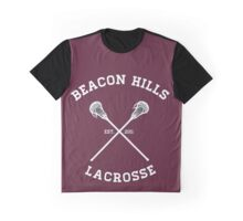 Teen Wolf Lacrosse Graphic T-Shirt