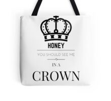 Moriarty Portrait Tote Bag
