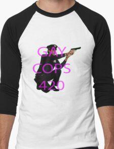 not even art anymore Men's Baseball ¾ T-Shirt