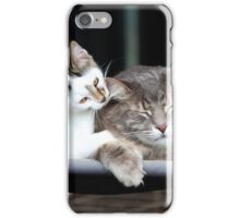 Little Brother, Big Brother iPhone Case/Skin