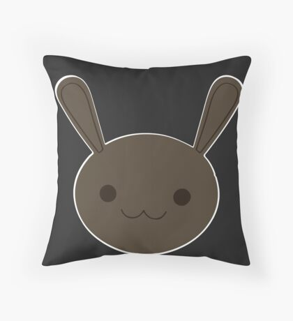 RWBY Pumpkin Pete's Hoodie Throw Pillow