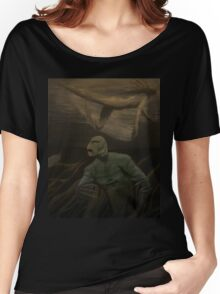 Creature from the Women's Relaxed Fit T-Shirt