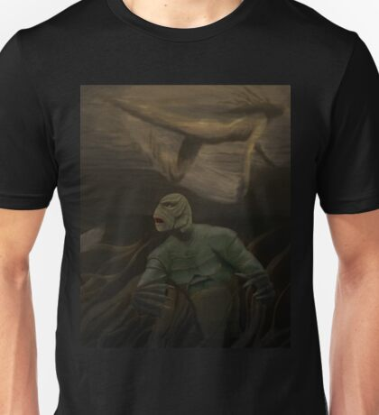 Creature from the Unisex T-Shirt
