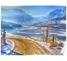 Beautiful British Columbia Poster