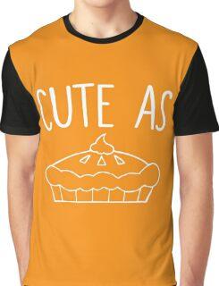 Cute As Pie Graphic T-Shirt
