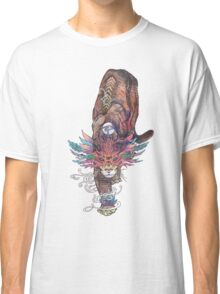 Journeying Spirit (Mountain Lion) Classic T-Shirt