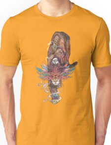 Journeying Spirit (Mountain Lion) Unisex T-Shirt