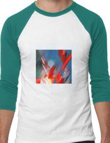 Abstract 11 Men's Baseball ¾ T-Shirt