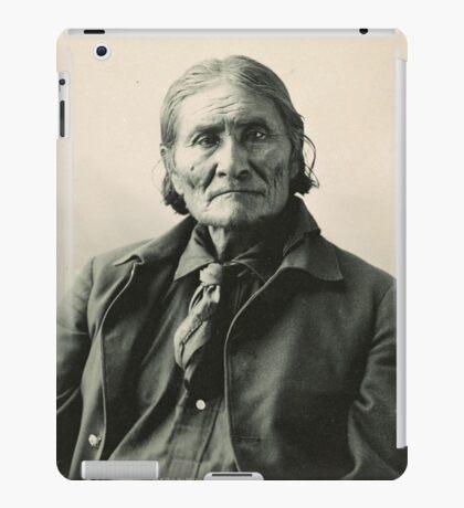 Geronimo - Apache iPad Case/Skin
