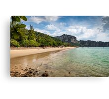 Coast of Ko Lanta Canvas Print