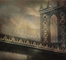 Brooklyn Bridge by linaji