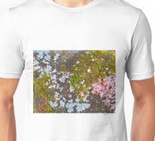Nature's Abstract World Unisex T-Shirt