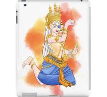 The Khmer Dancer iPad Case/Skin