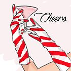 Cheers  by Heather Stillufsen