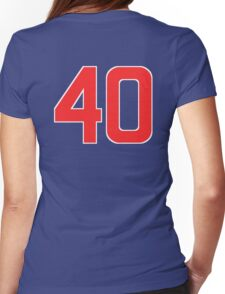 #40 Womens Fitted T-Shirt