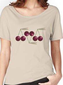 CHERRY BABY! Women's Relaxed Fit T-Shirt